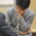 第72期A級順位戦 8回戦 ▲屋敷伸之九段 – △佐藤康光九段