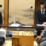 第73期A級順位戦 5回戦 ▲渡辺明二冠 – △佐藤康光九段