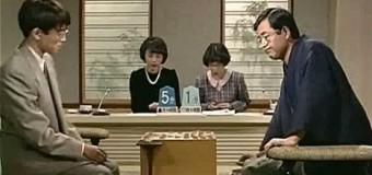 第38回NHK杯決勝 ▲羽生善治五段 – △中原誠棋聖