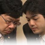 第64回NHK杯3回戦 第5局 ▲谷川浩司九段 – △金井恒太五段