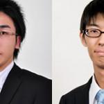 第56期王位戦挑決リーグ白組 ▲千田翔太五段 – △菅井竜也六段