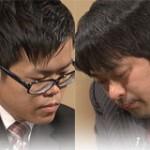 第65回NHK杯3回戦 第3局 ▲戸辺誠六段 – △行方尚史八段