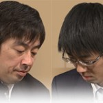 第65回NHK杯準決勝 第2局 ▲久保利明九段 – △千田翔太五段