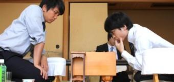 第29期竜王戦決勝トーナメント ▲黒沢怜生五段 − △青嶋未来五段
