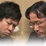 第66回NHK杯3回戦 第4局 ▲橋本崇載八段 – △深浦康市九段