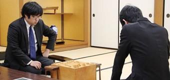 第88期棋聖戦挑戦者決定戦 ▲糸谷哲郎八段 – △斎藤慎太郎七段