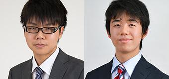 第30期竜王戦決勝トーナメント 増田康宏四段 − 藤井聡太四段