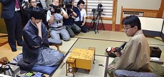 第88期棋聖戦五番勝負 第4局 ▲羽生善治棋聖 − △斎藤慎太郎七段