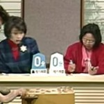 第38回NHK杯準決勝 第1局 ▲谷川浩司名人 – △羽生善治五段