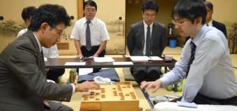 第72期A級順位戦 3回戦 ▲郷田真隆九段 – △佐藤康光九段