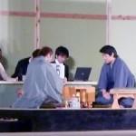 将棋日本シリーズ2013 JTプロ公式戦 二回戦第三局 ▲丸山忠久九段 – △森内俊之名人