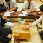 第25期竜王戦決勝トーナメント ▲藤井猛九段 – △豊島将之七段