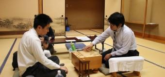 第27期竜王戦決勝トーナメント ▲糸谷哲郎六段 – △三浦弘行九段