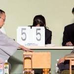 将棋日本シリーズ2014 JTプロ公式戦 二回戦第三局 ▲渡辺明二冠 – △佐藤康光九段