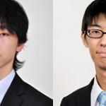 第55期王位戦挑決リーグ紅組 ▲澤田真吾五段 – △千田翔太四段