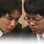 第64回NHK杯3回戦 第2局 ▲佐々木勇気五段 – △大石直嗣六段