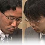 第64回NHK杯3回戦 第3局 ▲深浦康市九段 – △豊島将之七段
