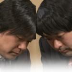 第64回NHK杯3回戦 第7局 ▲藤井猛九段 – △行方尚史八段