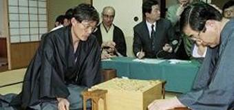 第51期名人戦七番勝負 第4局 ▲米長邦雄九段 – △中原誠名人