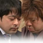 第64回NHK杯準決勝 第2局 ▲行方尚史八段 – △橋本崇載八段