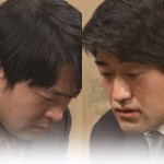 第64回NHK杯決勝 ▲行方尚史八段 – △森内俊之九段