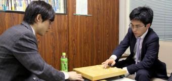 第56期王位戦挑決リーグ白組 ▲菅井竜也六段 – △横山泰明六段