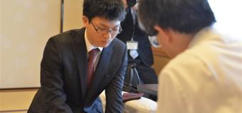 第28期竜王戦決勝トーナメント ▲永瀬拓矢六段 – △羽生善治名人