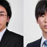 第46期新人王戦 準決勝 ▲八代弥五段 – △菅井竜也六段