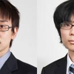 第67回NHK杯3回戦 第6局 ▲山崎隆之八段 – △青嶋未来五段