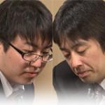 第65回NHK杯3回戦 第1局 ▲阿部光瑠六段 – △久保利明九段