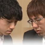 第65回NHK杯3回戦 第4局 ▲澤田真吾六段 – △広瀬章人八段