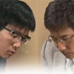第65回NHK杯3回戦 第6局 ▲豊島将之七段 – △佐藤康光九段
