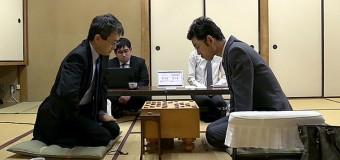 第9回朝日杯将棋オープン戦 1回戦 ▲羽生善治名人 – △石井健太郎四段