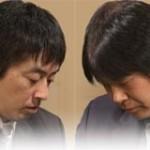 第65回NHK杯準々決勝 第3局 ▲久保利明九段 – △藤井猛九段