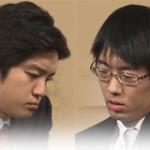 第65回NHK杯決勝 ▲村山慈明七段 – △千田翔太五段