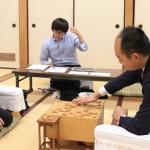 第57期王位戦挑決リーグ紅組 ▲佐藤紳哉七段 – △豊島将之七段