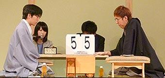 将棋日本シリーズ2016 JTプロ公式戦 一回戦第三局 ▲豊島将之七段 – △広瀬章人八段