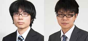 第47期新人王戦 準決勝 ▲青島未来五段 − △増田康宏四段