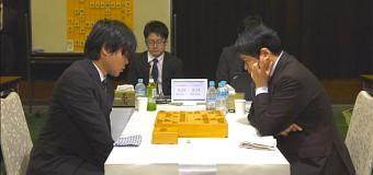第10回朝日杯将棋オープン戦 2回戦 ▲八代弥五段 – △行方尚史八段