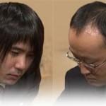 第66回NHK杯3回戦 第5局 ▲佐藤天彦名人 – △渡辺明竜王