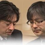 第66回NHK杯3回戦 第8局 ▲久保利明九段 – △郷田真隆王将