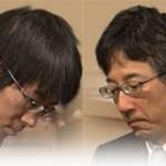 第66回NHK杯準々決勝 第1局 ▲千田翔太六段 – △佐藤康光九段