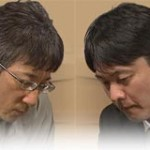 第66回NHK杯決勝 ▲佐藤康光九段 – △佐藤和俊六段