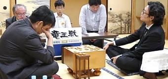 第30期竜王戦決勝トーナメント ▲久保利明王将 − △松尾歩八段