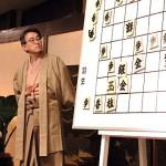 第58期王位戦七番勝負 第5局 ▲羽生善治王位 − △菅井竜也七段