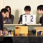 将棋日本シリーズ2017 JTプロ公式戦 決勝 ▲山崎隆之八段 – △豊島将之JT杯覇者
