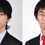 第59期王位戦挑決リーグ白組 ▲千田翔太六段 – △澤田真吾六段