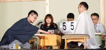 将棋日本シリーズ2018 JTプロ公式戦 一回戦第一局 ▲稲葉陽八段 – △渡辺明棋王