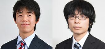 第49期新人王戦 準決勝 ▲青嶋未来五段 – △藤井聡太七段