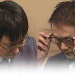 第68回NHK杯3回戦 第2局 ▲山崎隆之NHK杯 – △丸山忠久九段
